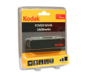 KODAK Power Bank 2600 mAh Crna