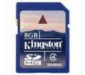SDHC 8GB CLASS4 SD48GB Kingston