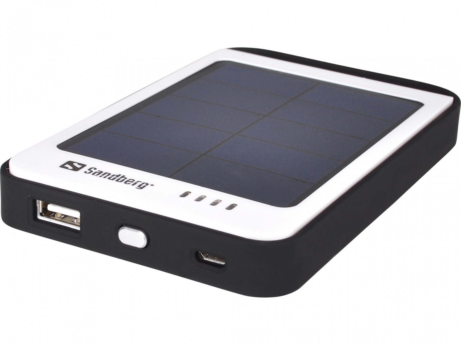 Baterija Power Bank 6000mAh Solar Sandberg
