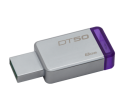 KINGSTON 8GB USB 2.03.03.1 DataTraveler 50