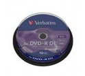 Verbatim DVDR DL 8.5GB