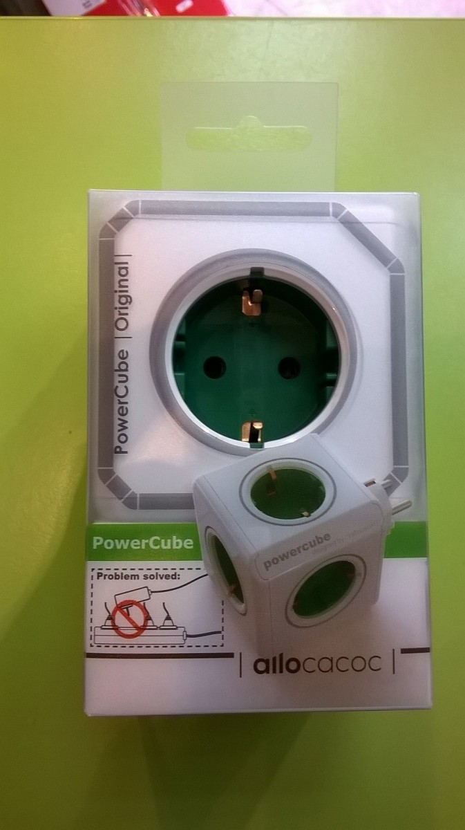 Power Cube Allocacoc